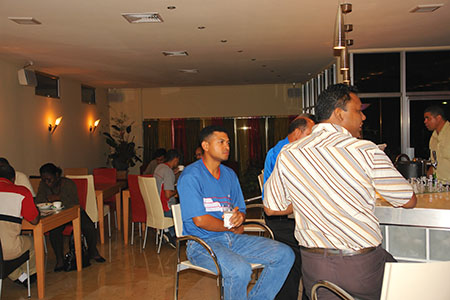 9/11 Event in Suriname — More guests.