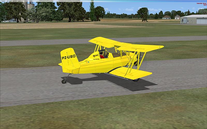 Air Tractor Flight Manual