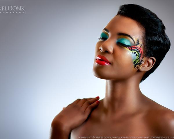 Photoshoot with Natasha Benjamin