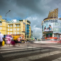 Canon EOS 5D Mark III Review  — Spanhoek in Paramaribo (2 sec. exposure)
