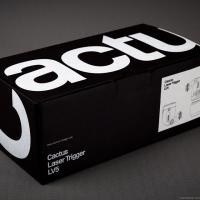 Cactus Laser Trigger LV5 Box — The Cactus Laser Trigger LV5 Box