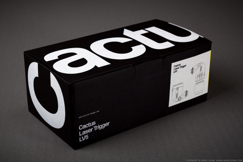 Cactus Laser Trigger LV5 Box