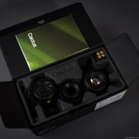 Cactus Laser Trigger LV5 Box Contents