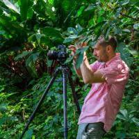 Jodensavanne Trip — Wyatt at work