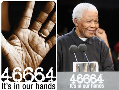666? It's in our hands? You mean like the mark of the beast according to Revelation 13:16?