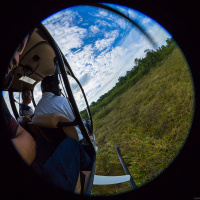 Aerial Photography — Taking off from the middle of nowhere
