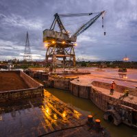 Industrial Photography for JP Knight