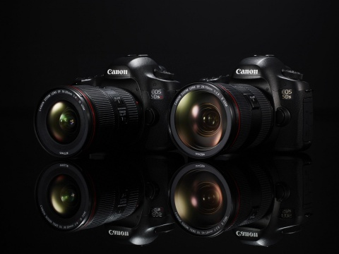 Canon EOS 5Ds and Canon EOS 5Dsr