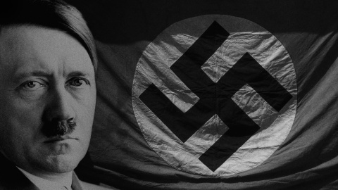 """You will see. My spirit will arise from the grave. One day people will see that I was right."" -- Adolf Hitler (quoted in Hitler's War by David Irving)"